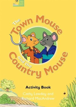 Book Fairy Tales Video: The Town Mouse and the Country Mouse Activity Book by Cathy Lawday