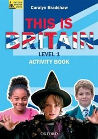 Book This is Britain: Level 1 Activity Book by Coralyn Bradshaw