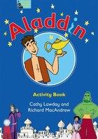 Fairy Tales Video: Aladdin Activity Book