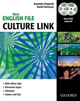 Book New English File: Culture Link Workbook CD and DVD Pack by Clive Oxenden
