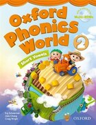 Oxford Phonics World: Level 2 Student Book with MultiROM: Short Vowels