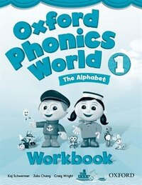 Oxford Phonics World: Level 1 Workbook