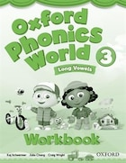 Oxford Phonics World: Level 3 Workbook