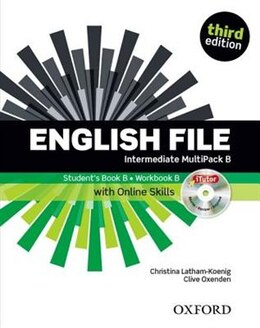 Book English File: Intermediate MultiPACK B by Christina Latham-Koenig
