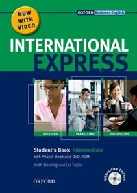 Book International Express - New Edition: Intermediate Student Book Pack Plus by Liz Taylor