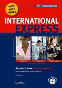Book International Express New Edition: Pre-Intermediate Student Book Pack Plus by Liz Taylor