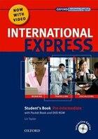 International Express New Edition: Pre-Intermediate Student Book Pack Plus