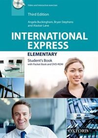 Book International Express: Elementary Students Book Pack by Angela Buckingham