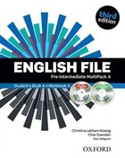 English File: Pre-Intermediate MultiPACK A with iTutor and iChecker