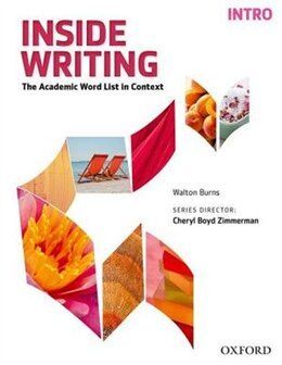 Book Inside Writing: Introductory Student Book by Walton Burns