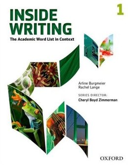 Book Inside Writing: Level 1 Student Book by Arline Burgmeier