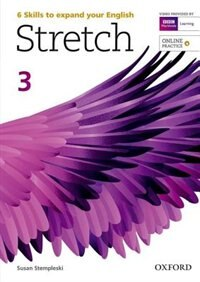 Book Stretch: Level 3 Student Book with Online Practice by Susan Stempleski