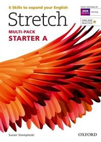 Book Stretch: Starter Students Book and Workbook Multi-Pack A with Online Practice by Susan Stempleski