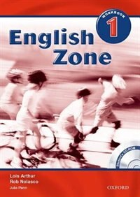 Book English Zone International: Level 1 Workbook with CD-ROM Pack by Rob Nolasco