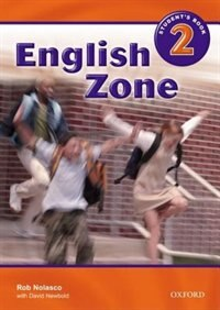 Book English Zone International: Level 2 Student Book by Rob Nolasco