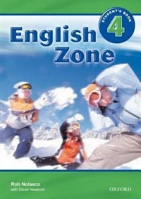 Book English Zone International: Level 4 Student Book by Rob Nolasco