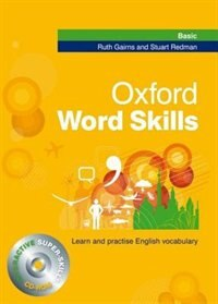 Book Oxford Word Skills Basic: Students Pack (Book and CD-ROM) by Ruth Gairns