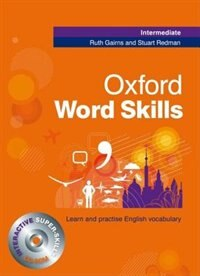 Book Oxford Word Skills Intermediate: Intermediate Students Pack (Book and CD-ROM) by Ruth Gairns