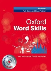 Book Oxford Word Skills Advanced: Students Pack (Book and CD-ROM) by Ruth Gairns