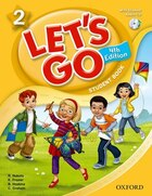 Lets Go: Level 2 Student Book with Multi-rom Pack