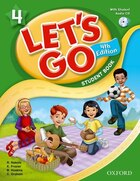 Lets Go: 4 Student Book With Audio CD Pack