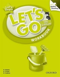 Lets Go: Level 0 Workbook with Online Practice Pack