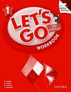 Lets Go: Level 1 Workbook with Online Practice Pack