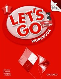 Let's Go: Level 1 Workbook with Online Practice Pack