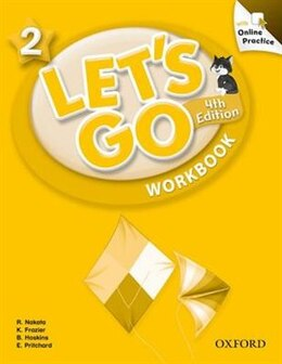 Book Lets Go: 2 Workbook with Online Practice Pack by Ritsuko Nakata