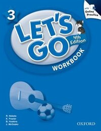 Lets Go: 3 Workbook with Online Practice Pack