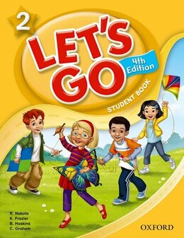 Book Lets Go: 2 Student Book by Ritsuko Nakata