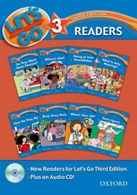 Book Lets Go: Level 3, Third Edition Readers Pack by R. Nakata