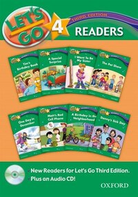 Lets Go: Level 4, Third Edition Reader Pack