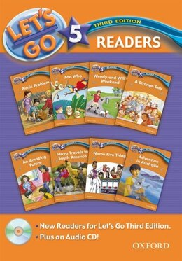 Book Lets Go: Level 5, Third Edition Reader Pack by R. Nakata