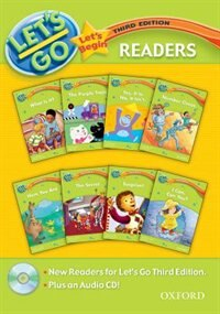 Book Lets Go: Lets Begin, Third Edition Readers Pack by R. Nakata