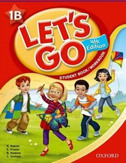 Book Lets Go: Level 1b Student Book Workbook by Ritsuko Nakata