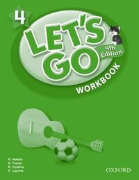 Lets Go: 4 Workbook