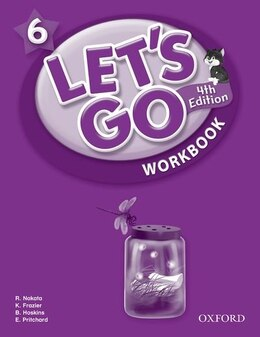 Book Lets Go: 6 Workbook by Ritsuko Nakata