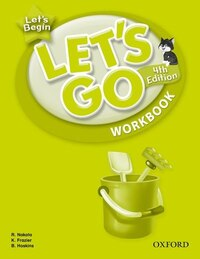 Lets Go: Lets Begin Workbook
