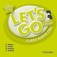 Lets Go: Lets Begin: Class Audio CDs