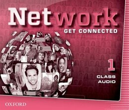 Book Network: 1 Class Audio CDs by Tom Hutchinson