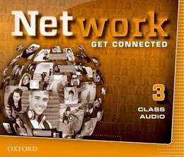 Book Network: 3 Class Audio CDs by Tom Hutchinson
