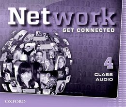 Book Network: 4 Class Audio CDs by Tom Hutchinson