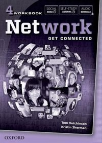 Book Network: 4 Workbook with listening by Tom Hutchinson
