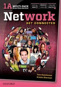Book Network: Level 1 Multi-Pack A: Student Book/Workbook Split Edition by Tom Hutchinson