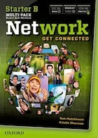Network: Starter Multi-Pack B: Student Book/Workbook Split Edition