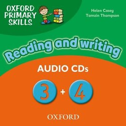 Book Oxford Primary Skills 3: Class Audio CD by Oxford