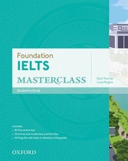 Book Foundation IELTS Masterclass: Students Book by Nick Thorner