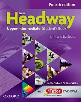 Book New Headway: Upper-intermediate Students Book and iTutor and Online Practice Pack by John Soars
