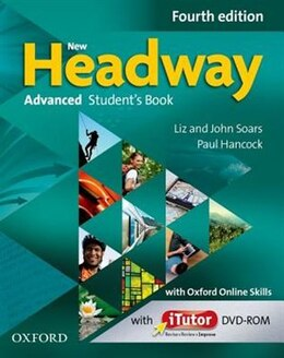 Book New Headway: Advanced Students Book, iTutor and Online Practice Pack by Liz Soars